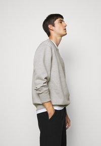J.LINDEBERG - CHIP - Sweatshirt - stone grey melange - 4