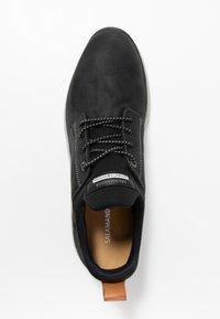 Salamander - PORTHOS - Sneakersy niskie - black - 1