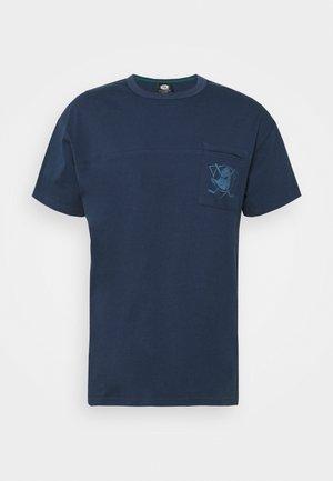 NHL ANAHEIM DUCKS DIFFUSION - Print T-shirt - black iris