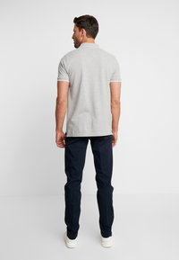Marc O'Polo - DOBBY STRUCTURE - Chinos - total eclipse - 2