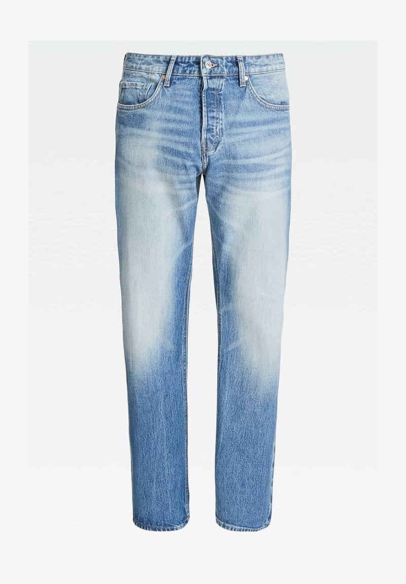 Guess JEANS REGULAR FIT - Jeans Straight Leg - hellblau OhsbXW