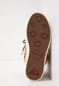 Pajar - CERIA - Kotníkové boty na platformě - church - 6