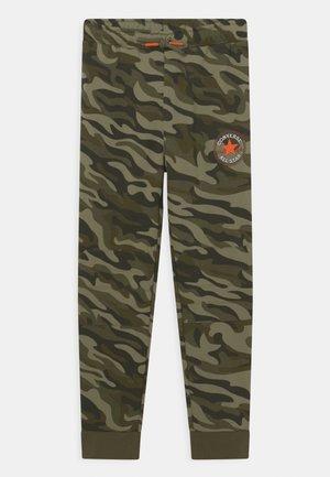 CAMO KNEE PATCH - Pantaloni sportivi - multi-coloured