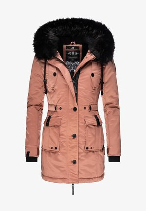 LULUNA - Winter coat - terracotta