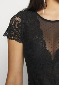 Morgan - DONAO - Camiseta estampada - noir - 4
