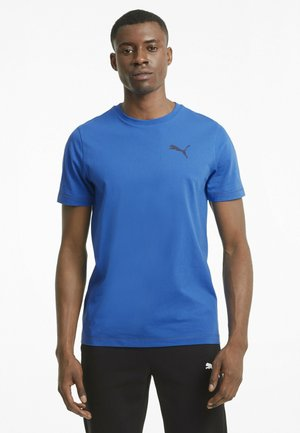 ACTIVE SOFT TEE MAND - Basic T-shirt - puma royal