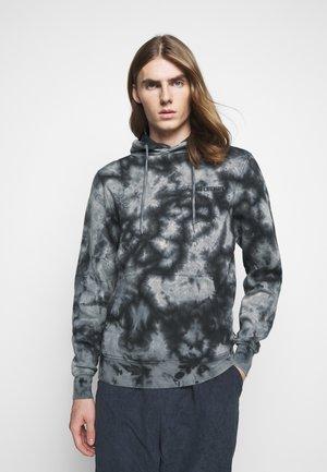 CASUAL HOODIE - Sweatshirt - black acid