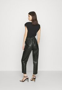 Pepe Jeans - NIKA - Trousers - black - 2