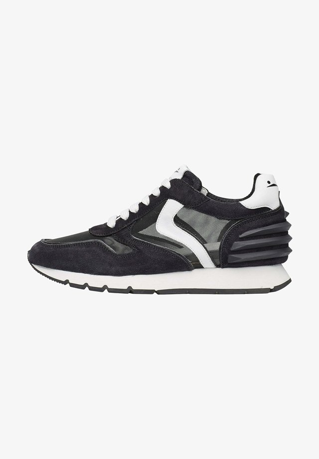 JULIA POWER MESH - Trainers - schwarz