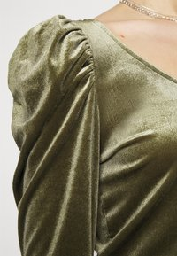 Monki - OLISA - Long sleeved top - khaki green - 5
