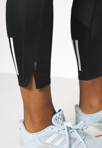adidas Performance - RESPONSE AEROREADY SPORTS RUNNING LEGGINGS - Tights - black - 4
