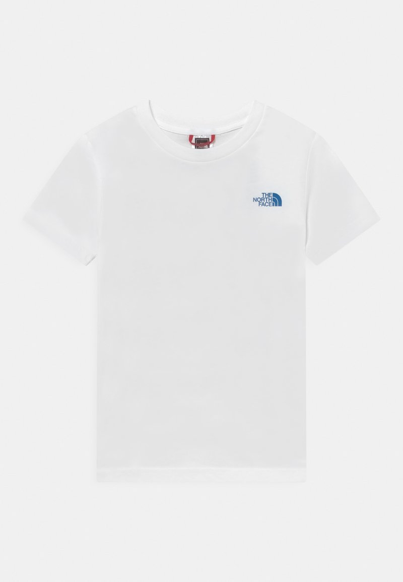 The North Face - GRAPHIC TEE  - Print T-shirt - white