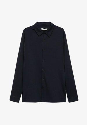 CREDA - Camicia - dunkles marineblau