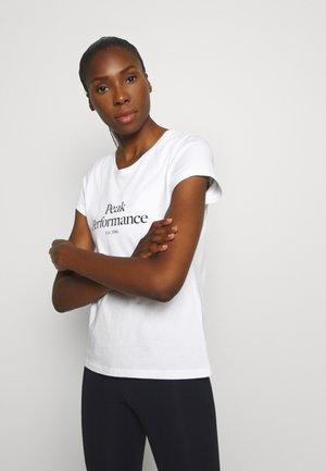 ORIGINAL TEE - T-Shirt print - white