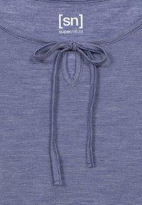 super.natural - RELAX TEE - Print T-shirt - blue - 3
