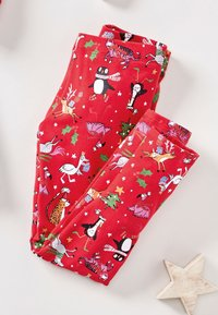 Next - CHRISTMAS  - Leggings - Trousers - red - 2