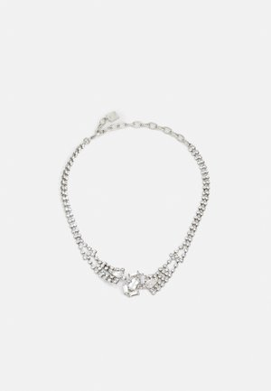 MIMOSA CHOKER - Necklace - silver-coloured