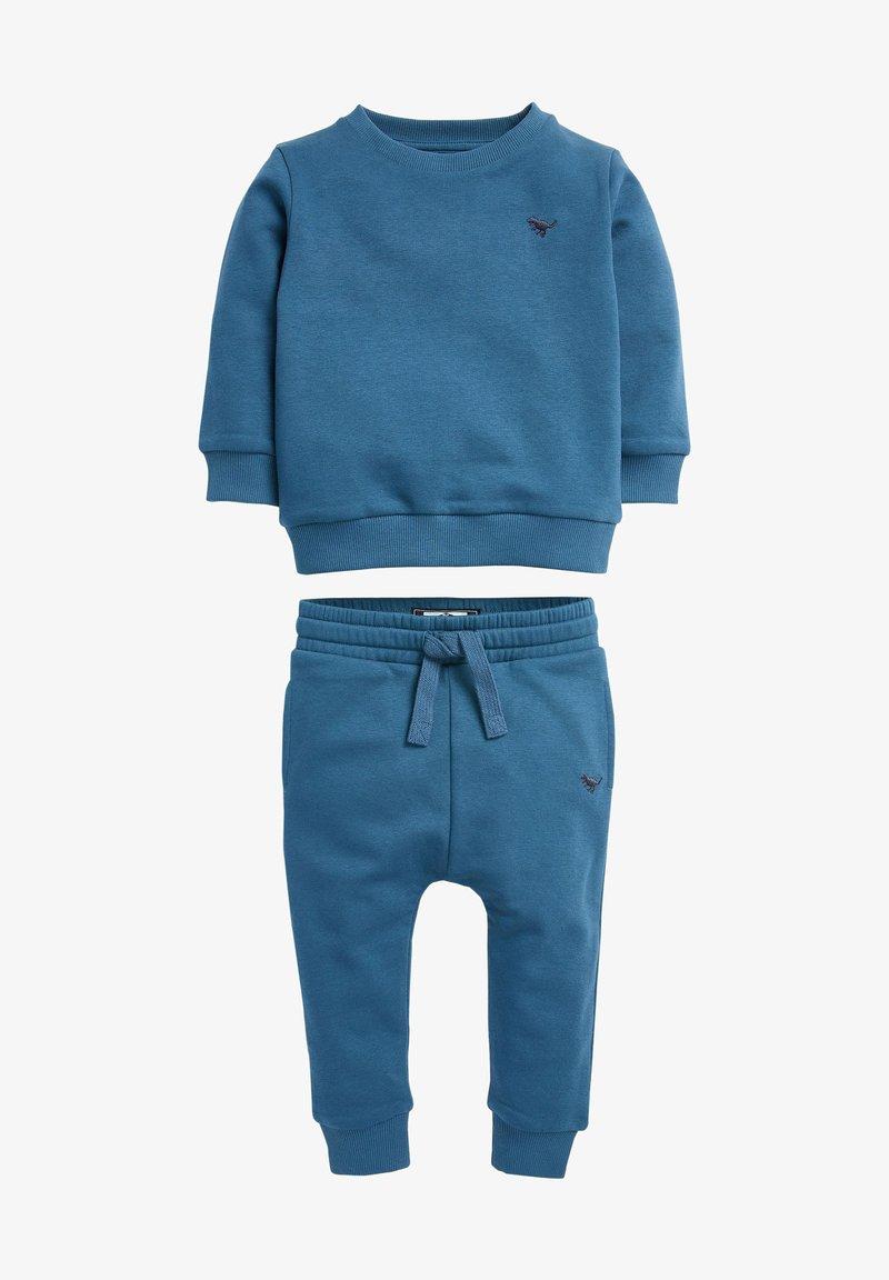 Next - SET - Tracksuit - blue