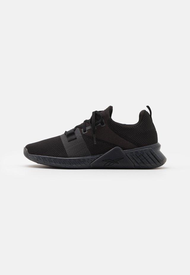 FLASHFILM TRAIN 2.0 UNISEX - Sportovní boty - core black/cold grey/footwear white