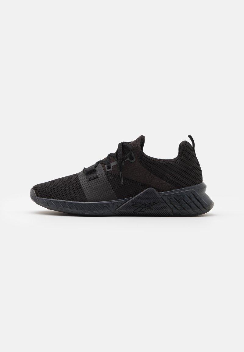 Reebok - FLASHFILM TRAIN 2.0 UNISEX - Scarpe da fitness - core black/cold grey/footwear white