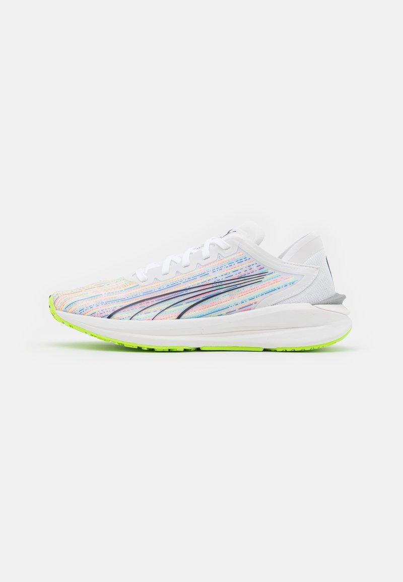Puma - ELECTRIFY NITRO SP  - Neutral running shoes - white