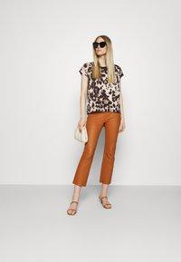 InWear - SICILY - Blouse - brown/light brown - 1