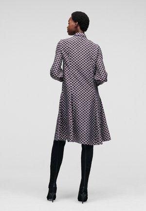 Jersey dress - p67 kl mono bl