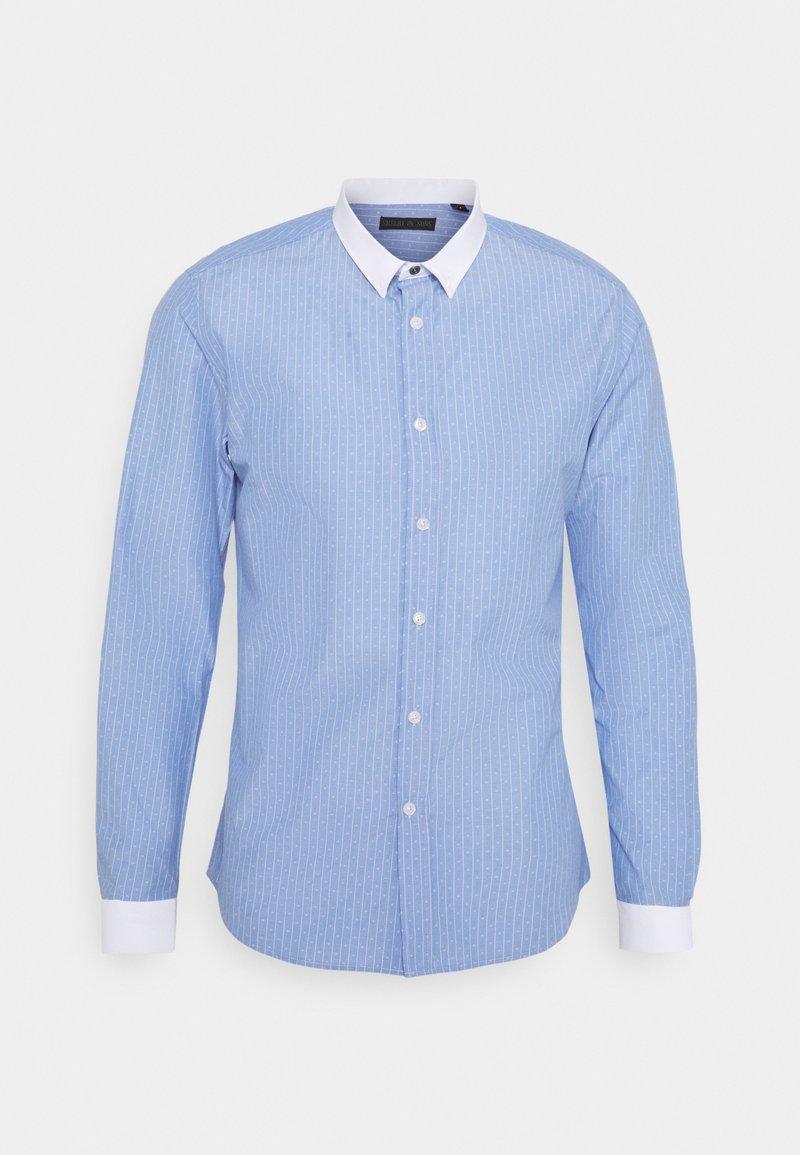 Shelby & Sons - PEARTREE SHIRT - Skjorta - light blue