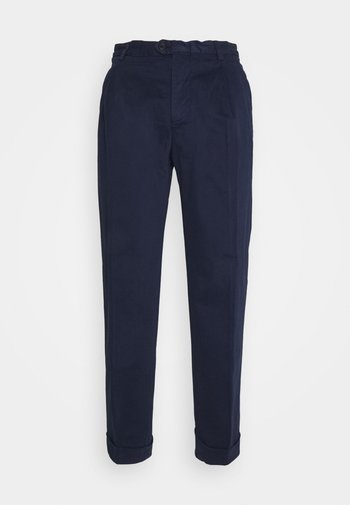 TREVOR - Pantalon classique - midnight blue