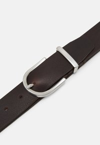 Samsøe Samsøe - BEVAN BELT - Belt - dark brown - 2