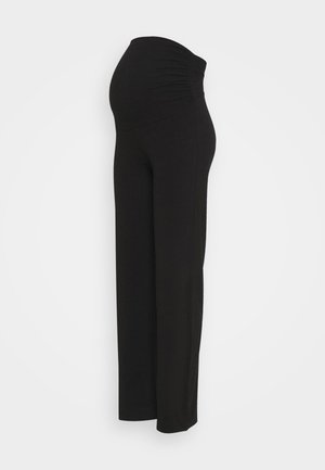 NIGHT TROUSERS MOM - Pyjama bottoms - black