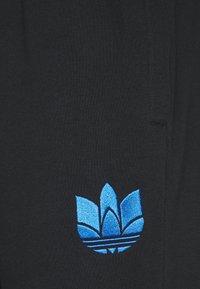 adidas Originals - Pantalones deportivos - black/blue - 2