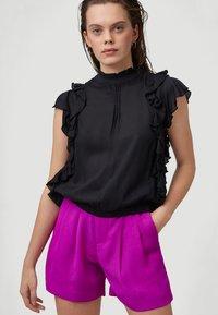 O'Neill - TEASER - Print T-shirt - black out - 0
