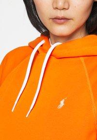 Polo Ralph Lauren - LONG SLEEVE - Hoodie - fiesta orange - 4