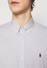 Polo Ralph Lauren - NATURAL - Shirt - grey/white - 4