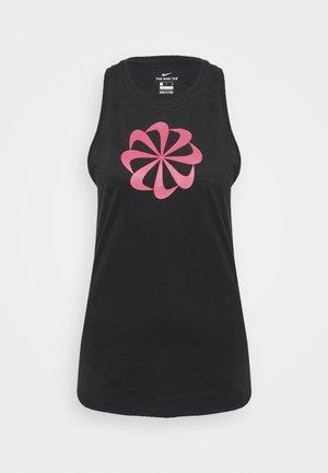 ICON CLASH - T-shirt de sport - black