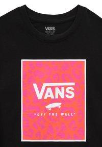 Vans - GR ZOO BOX - Longsleeve - black - 2
