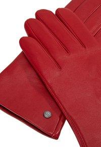 Roeckl - CLASSIC SLIM - Handschoenen - classic red - 3