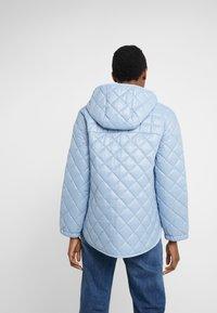 Bogner - BELLA - Krótki płaszcz - light blue - 2