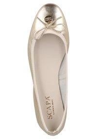 Scapa - Ballet pumps - platinum - 3
