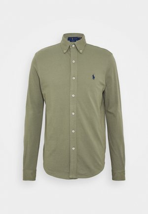 LONG SLEEVE - Shirt - sage green