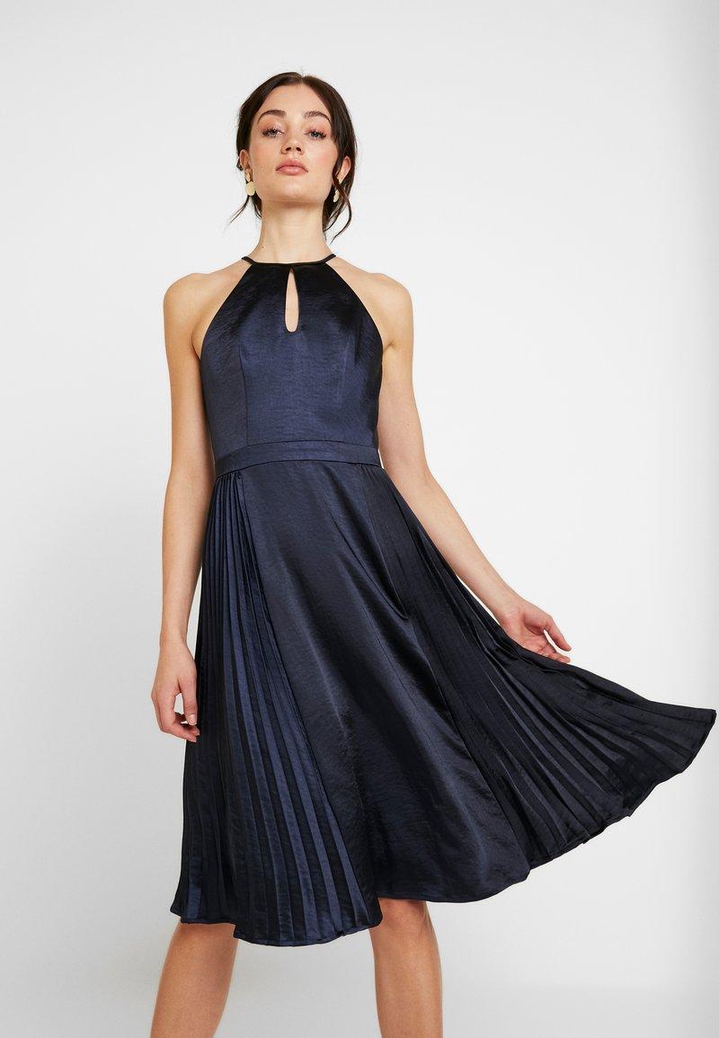 Chi Chi London - CHI CHI BENITA DRESS - Occasion wear - navy