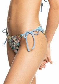 Roxy - Bikini bottoms - powder puff flower - 1