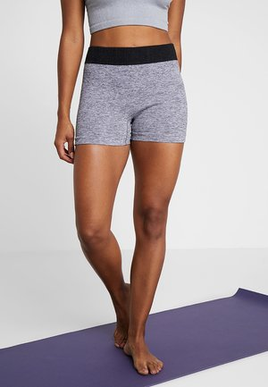 FP MOVEMENT SEAMLESS SHORT - Tights - light grey