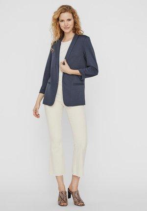 Short coat - ombre blue