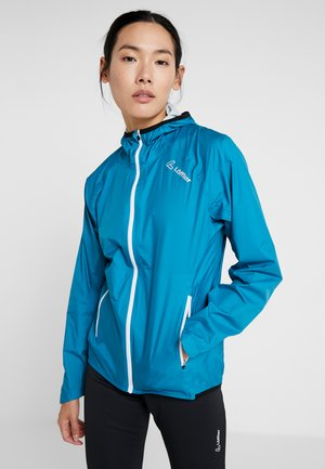 POCKET - Training jacket - horizon blue