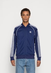 adidas Originals - Training jacket - night sky/white - 0