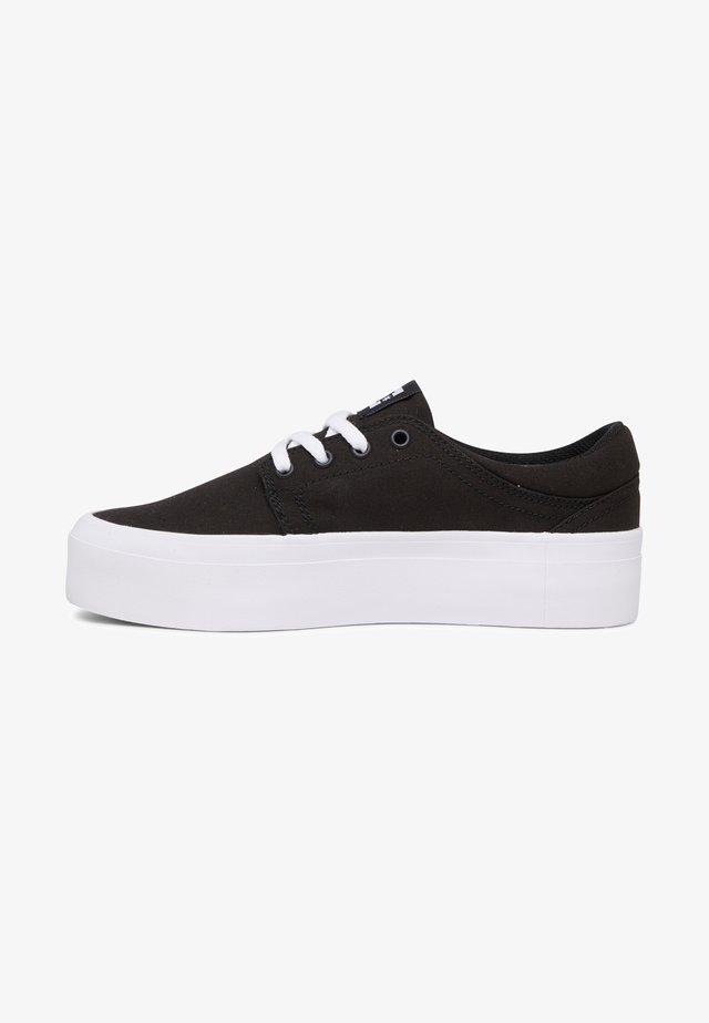 Sneakersy niskie - black/white