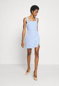 Fashion Union - DICSO DRESS - Day dress - blue - 1