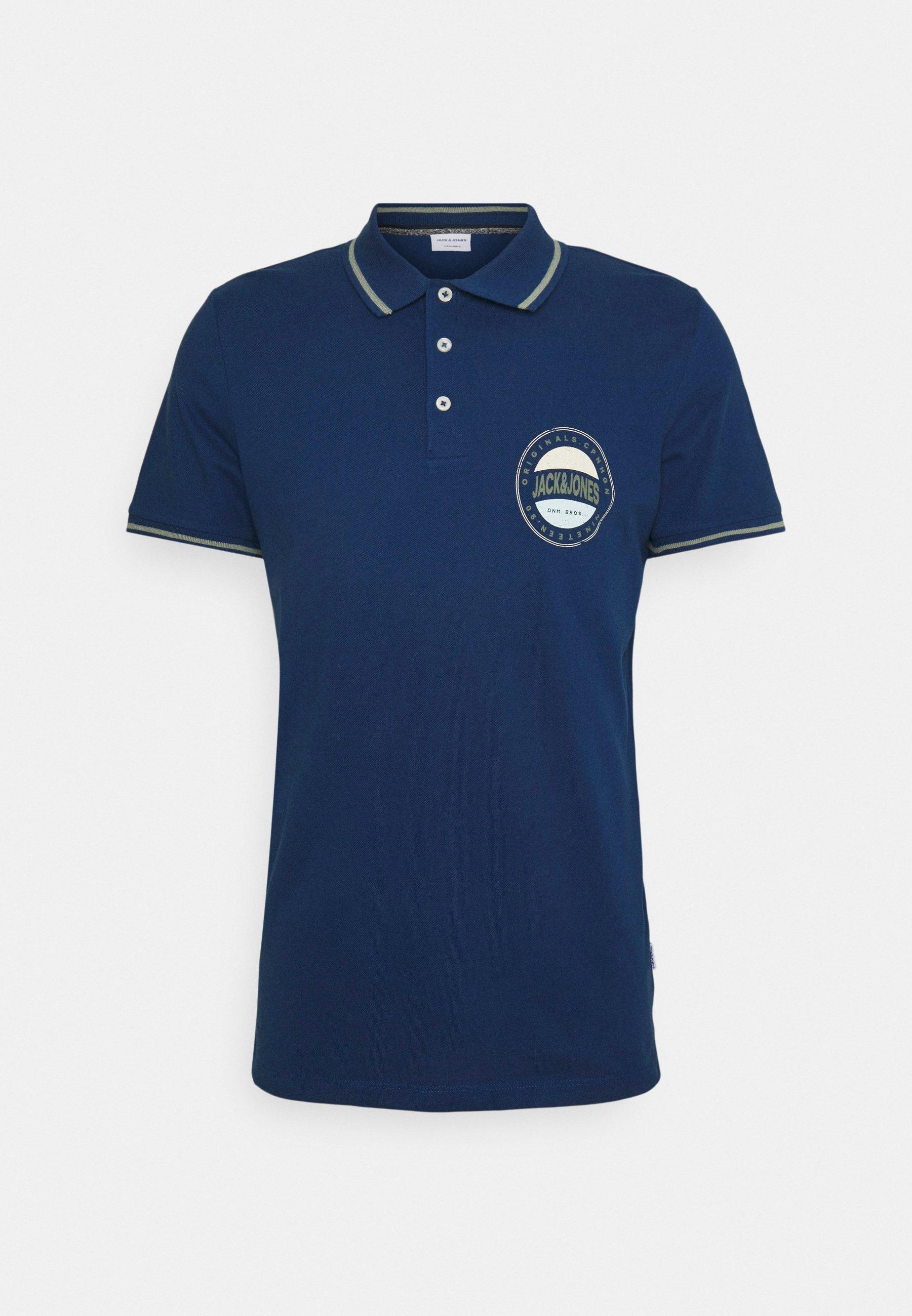 Men JORCHRISTENSEN - Polo shirt